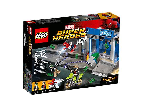 Spiderman Lego Super Heros