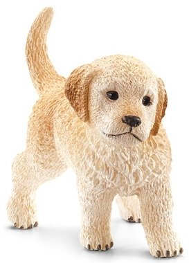 Schleich SCHLEICH 16396 - Golden Retriever puppy