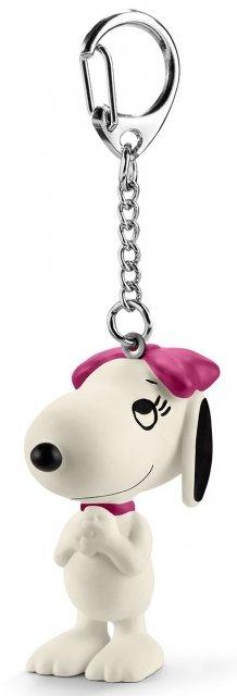 Schleich SCHLEICH 22038  - Belle happy keychain