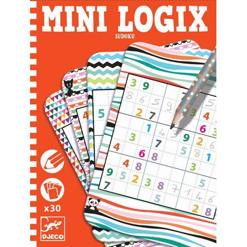 Djeco Djeco 05350 - Mini Logix Sudoku