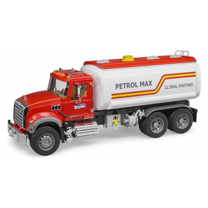 Bruder Bruder 02827 Mack Granite Tanker Truck