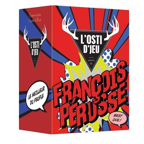 L'osti d'jeu - extension Francois Perusse