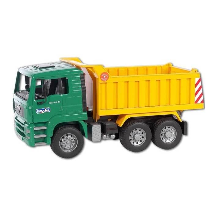 Bruder Bruder 02765 MAN TGA Dump Truck