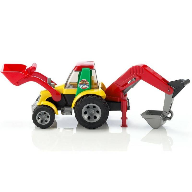 Bruder Bruder 02105 Roadmax Backhoe Loader