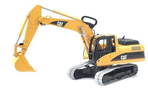 Bruder 1:16 CAT Excavatrice sur chenilles