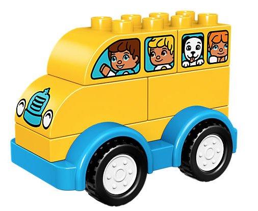 Lego 10851 DUPLO- My First Bus