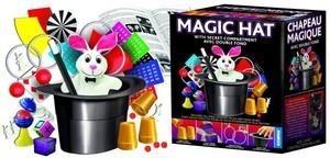 Hanky Panky EZAMA 076042 - Magic Hat 125 Tricks