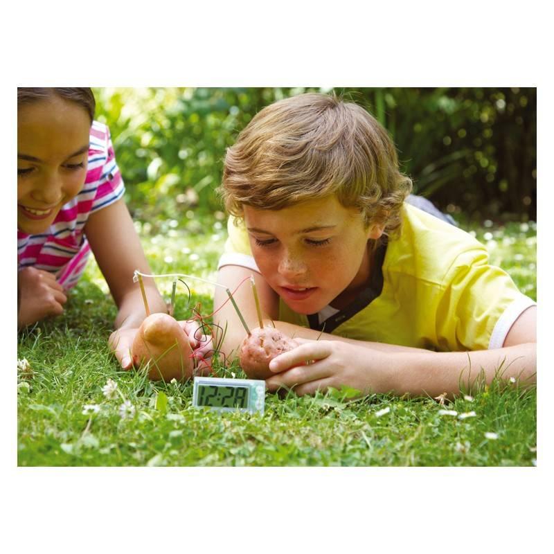 KidsLab 4m 4M P3275F - POTATO CLOCK