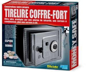 KidsLab 4m 4M P3289F - Buzz Alarm Money safe