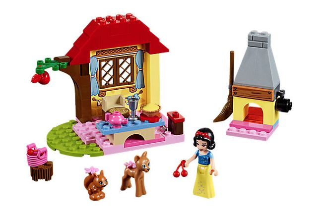 LEGO 10738 - Snow White's Forest Cottage