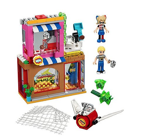 LEGO 41231  Harley Quinn™ to the rescue