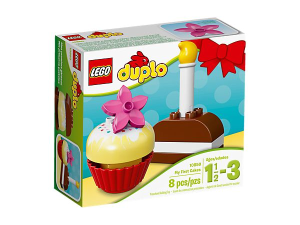 Lego 10850 DUPLO-My First Cakes