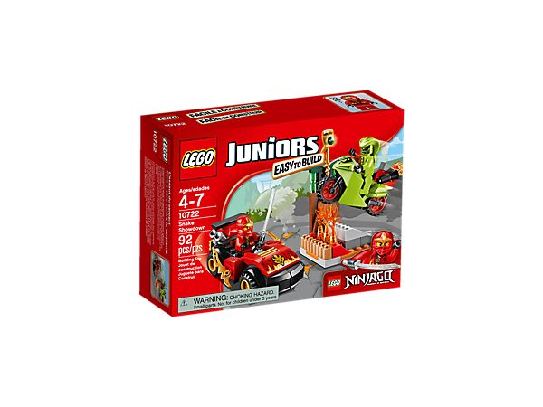 LEGO 10722 Junior Snake Showdown