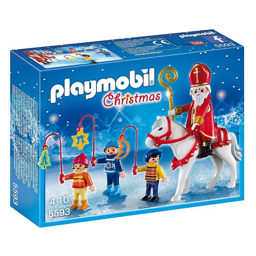 Playmobil Playmobil 5593 Saint-Nicolas Christmas Parade