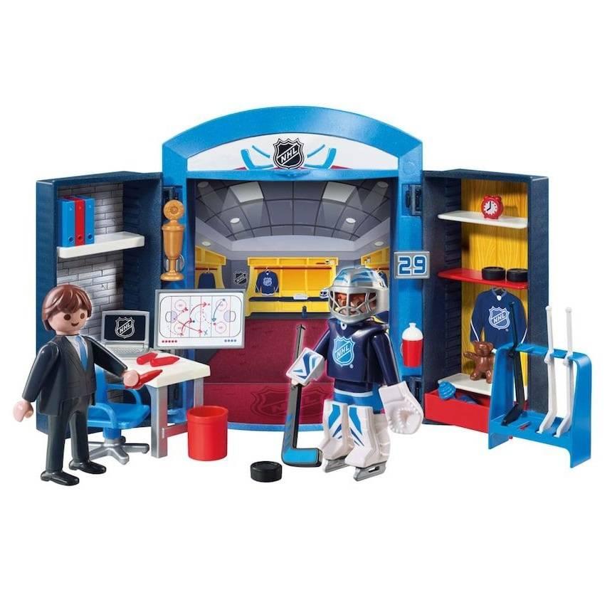 Playmobil Playmobil 9176 NHL Locker Room