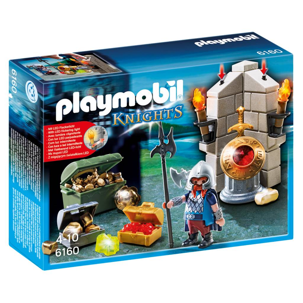 Playmobil Playmobil 6160 King's Treasure Guard