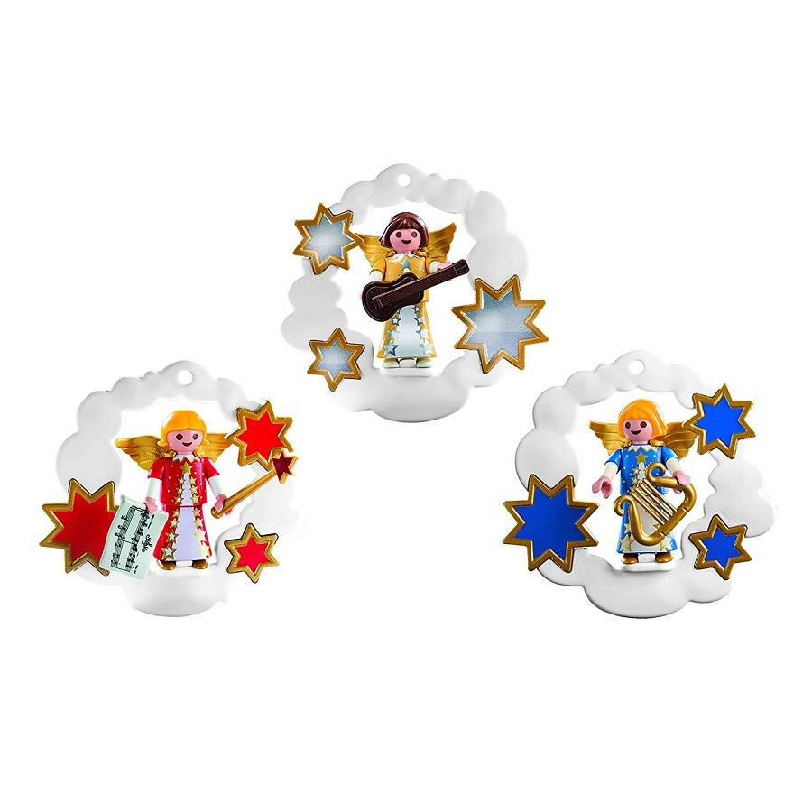 Playmobil Playmobil 5591 Christmas Angel Ornaments