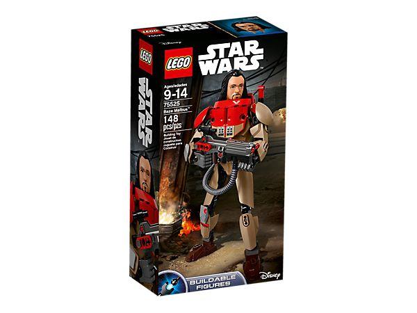 Lego 75525 STAR WARS/Baze Malbus
