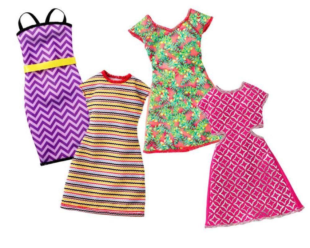 Barbie BARBIE 595FCT12 - Barbie's Dresses assortment