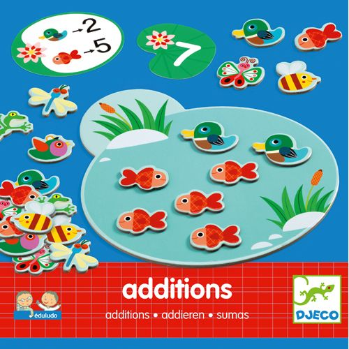 Djeco Djeco 08312 - Edulodo additions