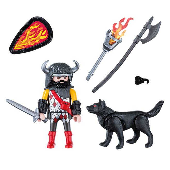 Playmobil Playmobil 5385 Wolf Warrior