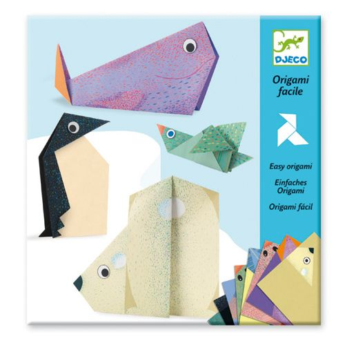 Djeco Djeco 08777 Origami / Polar animals