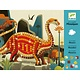 Djeco Djeco 08899 Mosaics / Dinosaurs