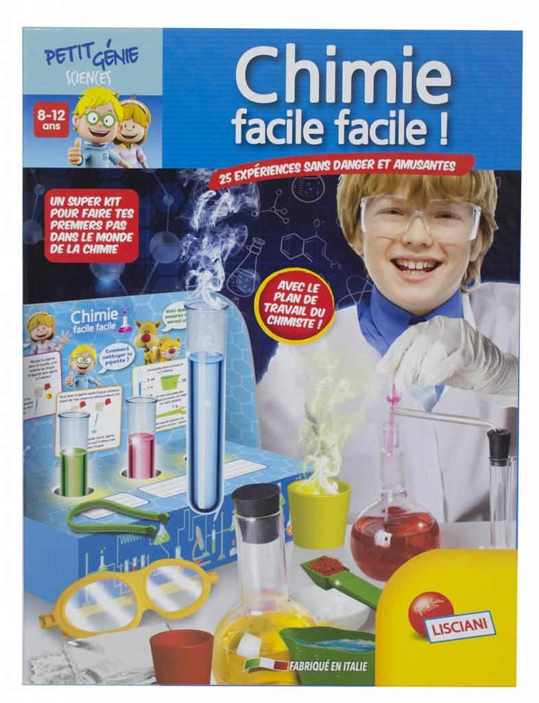 Lisciani LISCIANI 417F50994 - Petit Génie-La chimie facile facile!