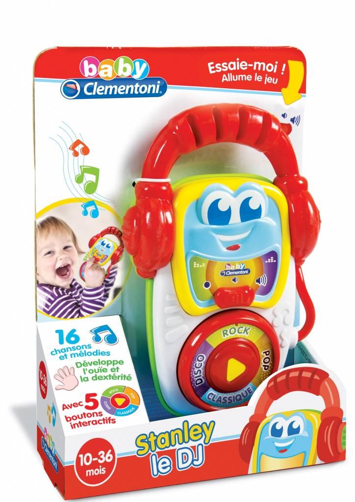 Clementoni CLEMENTONI 52162 - Stanley le DJ
