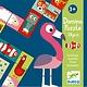 Djeco Djeco 08165 Domino Animo-puzzle