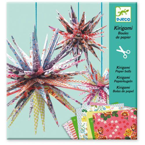 Djeco Djeco 08765 Kirigami / Paper Balls