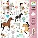 Djeco 08881 Stickers / Horses