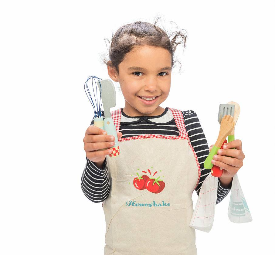 Le Toy Van Le Toy Van TV302 -  Apron & Utensil Set