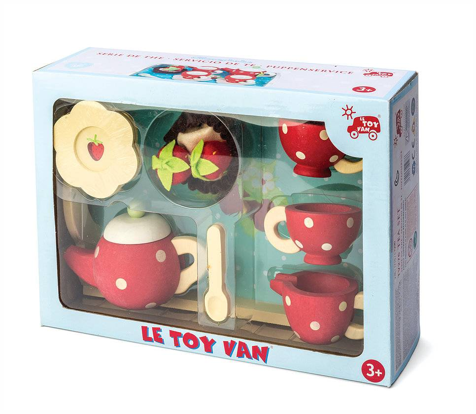 Le Toy Van Le Toy Van TV276 - Honeybee Tea Set