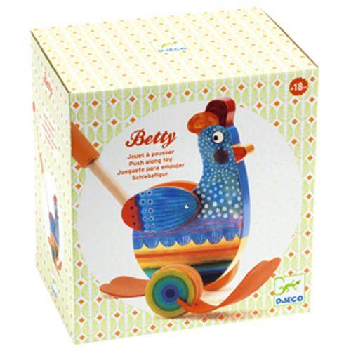 Djeco Djeco 06260 Push along toy / Betty
