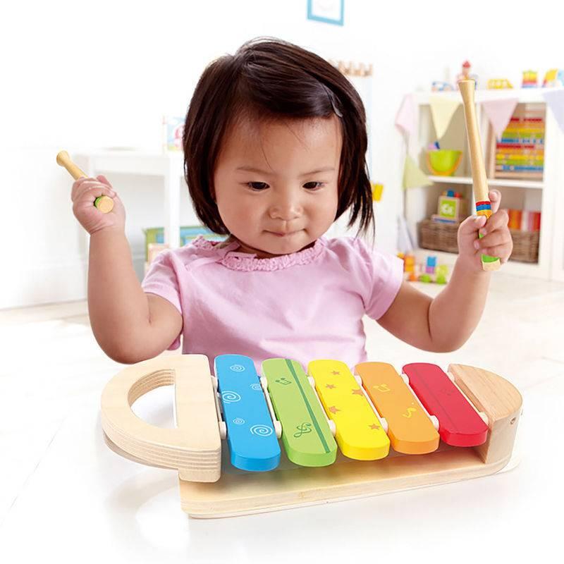 Hape Hape E0302 Rainbow Xylophone