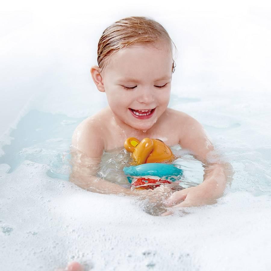 Hape Hape E0204 Swimmer Teddy Bath Toy