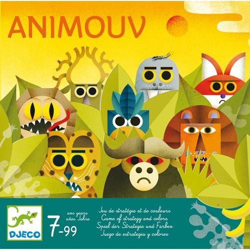 Djeco Djeco 08446 - Animouv