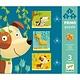 Djeco Djeco 07137 Primo Puzzle / Dogs / 4,6,9 pcs