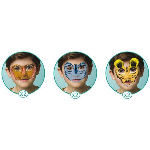 Djeco Djeco 09203 Make-up set / Tiger