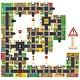 Djeco Djeco 07161 Giant Puzzle / The city / 24 pcs