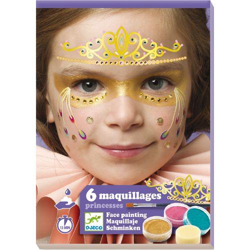 Djeco Djeco 09207  Make-up set / Princess