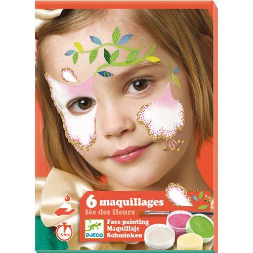 Djeco Djeco 09204  Make-up set / Flower fairy