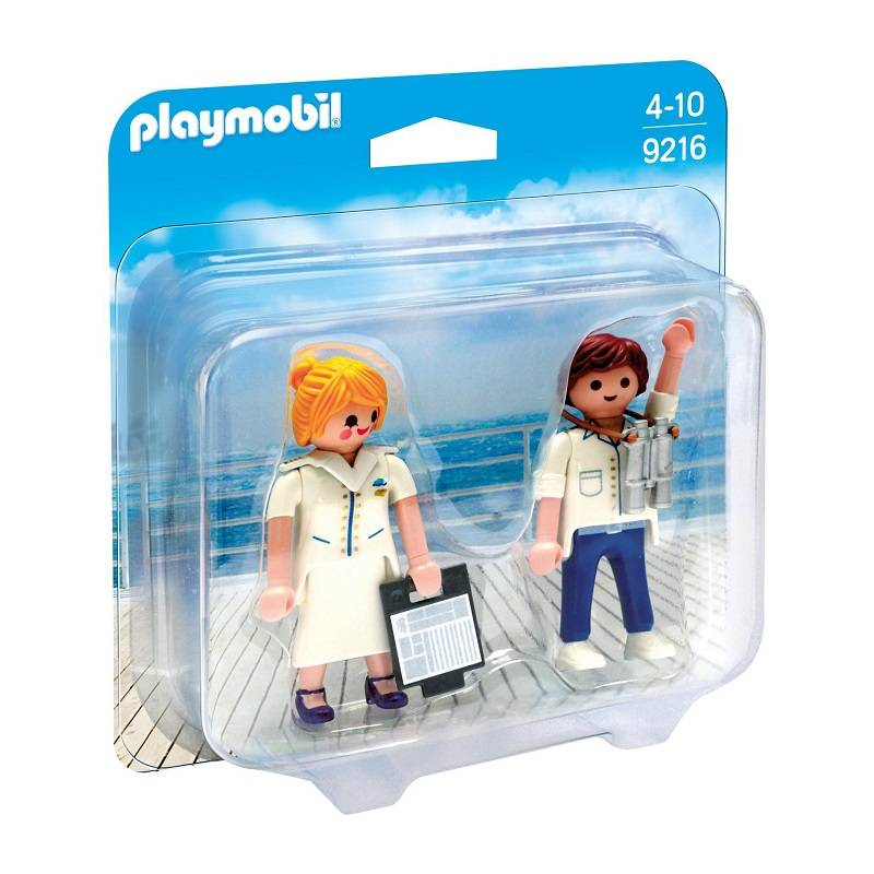 Playmobil Playmobil 9216 Cruise Ship Officers