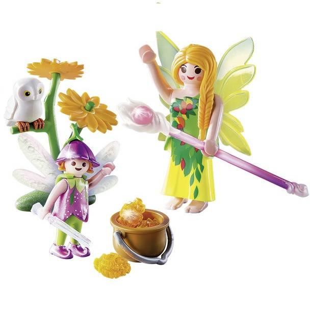 Playmobil Playmobil 9208 Fairies with Magic Cauldron