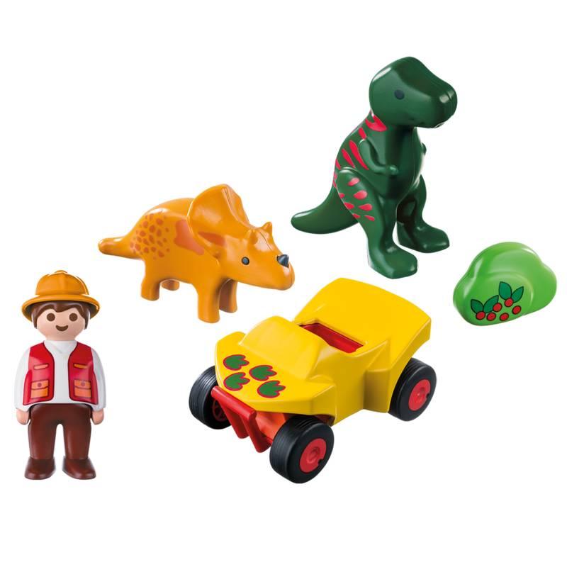 Playmobil Playmobil 9120 Explorer with Dinos