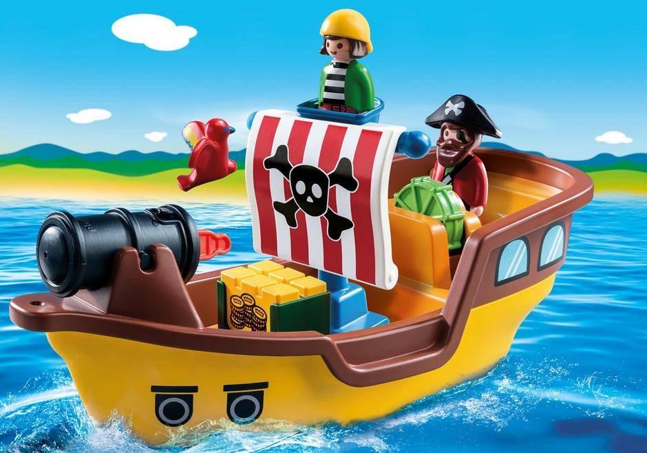 Playmobil Playmobil 9118 Pirate Ship