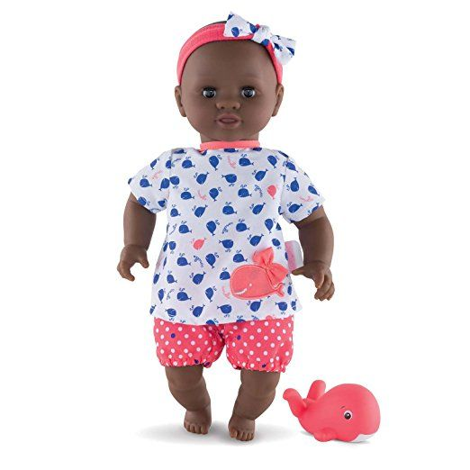 Corolle Corolle FPK02 Bébé Bath Girl Graceful 30cm
