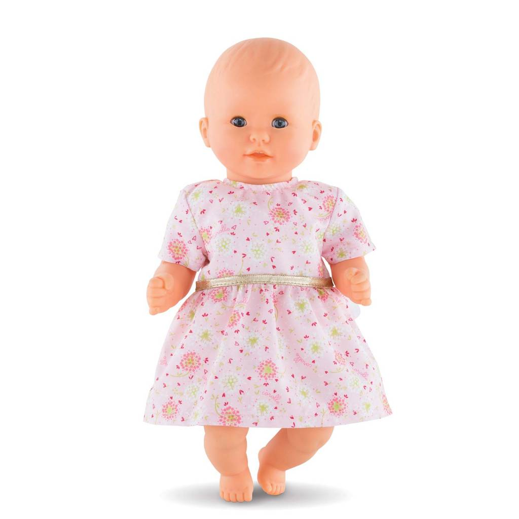 Corolle Corolle FPP31 Pink Dress 30cm