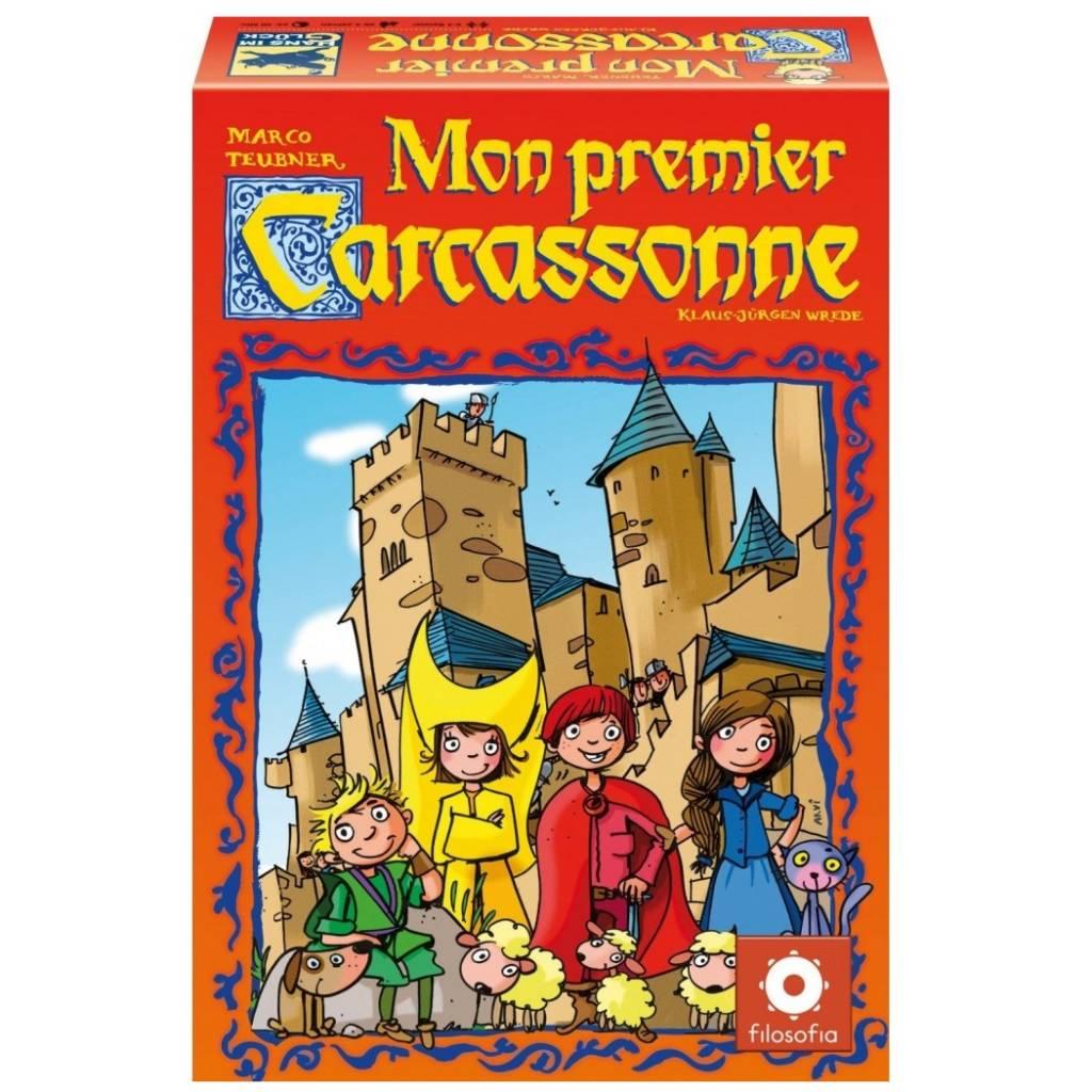 Filosofia Mon Premier Carcassonne